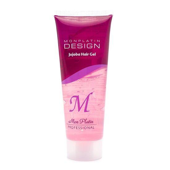 Гель для укладки волос с маслом жожоба Mon Platin Professional (Мон Платин Профешнл) 250 мл