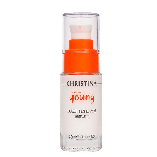 Омолаживающая сыворотка Тоталь для лица Forever Young Christina (Форевер Янг Кристина) 30 мл