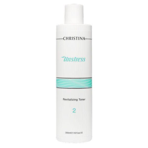 Восстанавливающий тоник для лица Unstress Christina (Анстресс Кристина) 300 мл