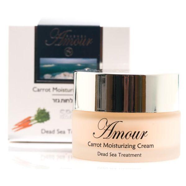 Увлажняющий крем для лица  Морковь Shemen Amour (Шемен Амур) 50 мл