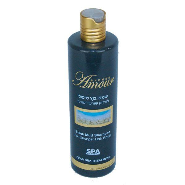 Грязевой шампунь Shemen Amour (Шемен Амур) 400 мл